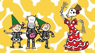 Flamenquina - Canción infantil para mover el esqueleto