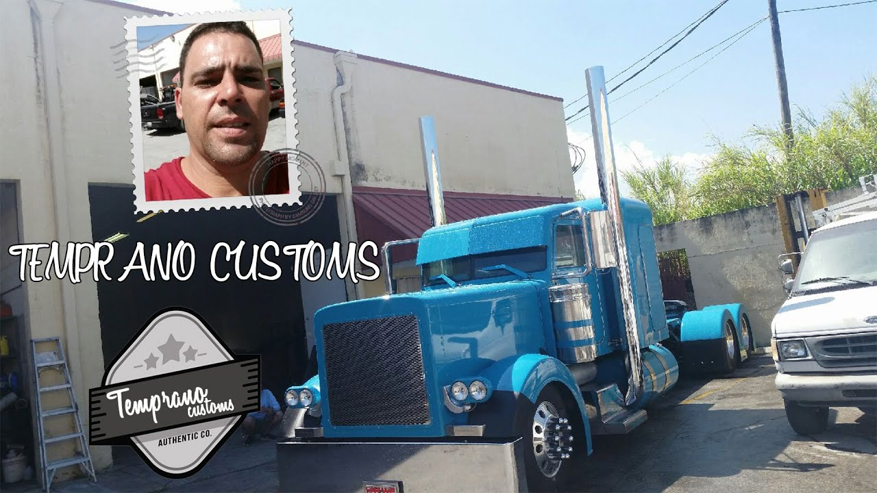 Custom Truck Designs - Interior/Exterior and Mechanic