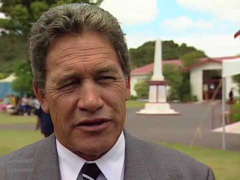 NZ On Screen: The Last Laugh - Winston Peters on humour