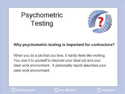 an overview of the psychometric tests in the corporate use In an age where every decision needs to be justified, backed up and informed by data, psychometric testing contributes a key element of science in an industry that has often relied on gut feel and synergies between the recruiter and jobseeker when making important hiring decisions in fact, more.