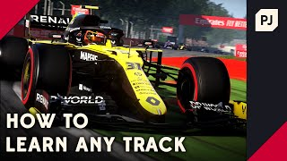 F1 2020 - How to Learn a Track