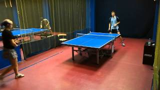 Table Tennis Ii Final Ekaterina Kugai (russia) - Kapusta Aristarch (israel)