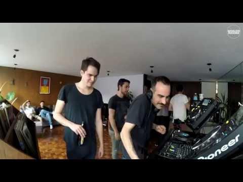 Uriel Esquenazi Boiler Room Mexico City DJ Set