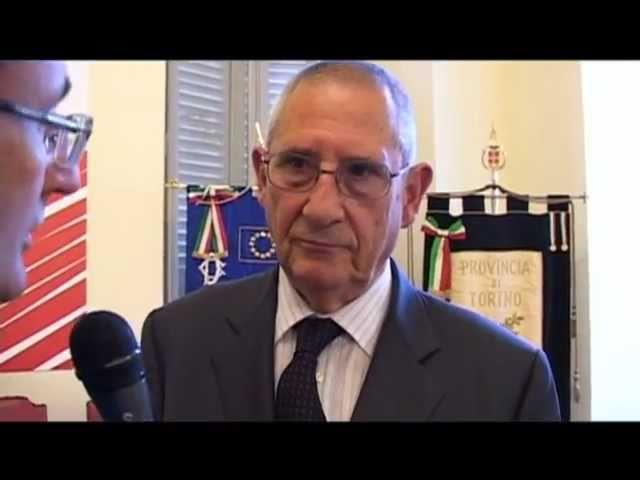 On. Renzo Patria - Cerimonia per i 150 anni Italia