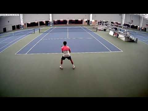Alex Yang Tennis Matchplay Video- Class Of 2019