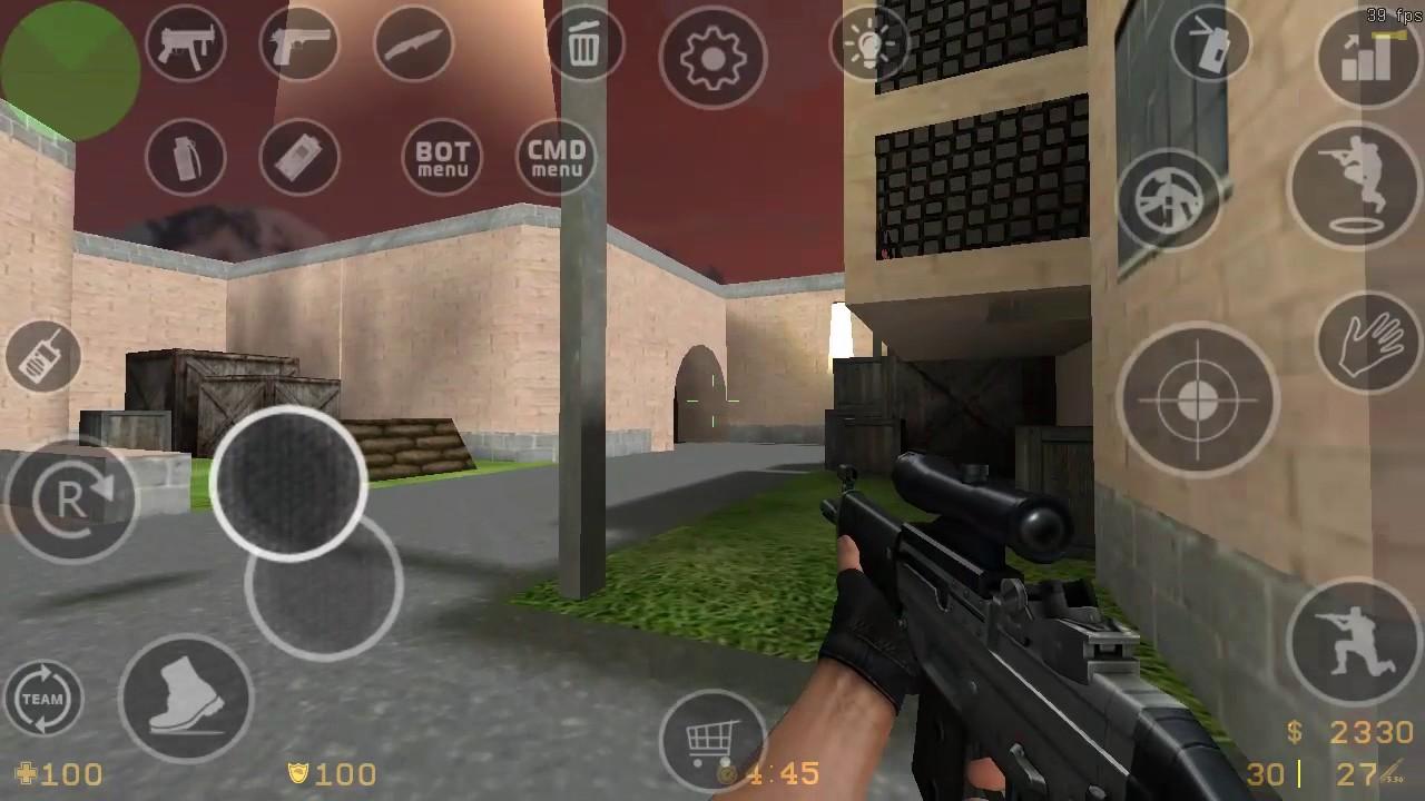Counter Strike Source (Lets Play 1 часть) - YouTube