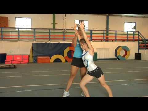 Gymnastics  : Steps To Do A Cartwheel