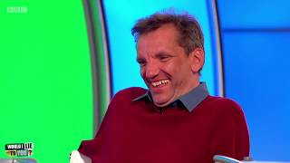 Henning Wehn's deeply inappropriate gift - Would I Lie to You? [HD][CC-EN,NL]