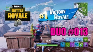 Fortnite Battle Royale - SEASON 7 Xbox One X Multiplayer Gameplay Duo 4k #013