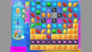 Candy Crush Soda Saga Level 454 No Boosters