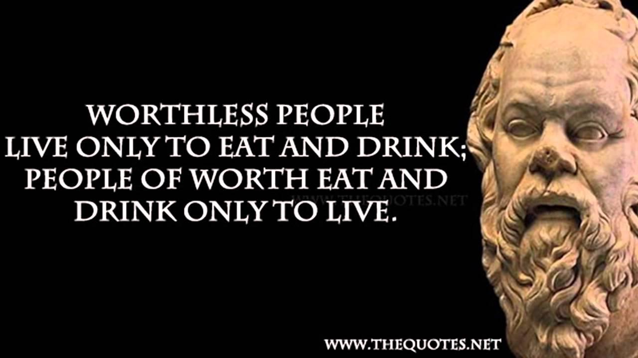 Socrates Quotes - YouTube