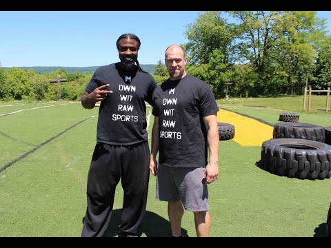 """RAW SPORTS WORKOUT VOL. 1 """"RUNNING MECHANICS"""" with DAVE BRIXIUS (EXSP)"""