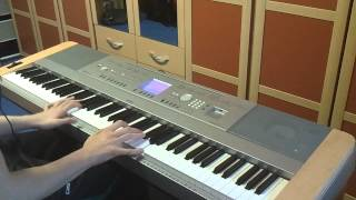 Titanic James Horner - The Portrait (piano cover) [HD] Kyle Landry