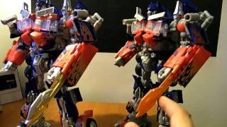 Transformers ROTF Buster Optimus Prime!