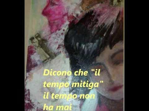 "Dicono che il ""tempo mitiga"" - Emily Dickinson (They say that ""Time assuages"")"