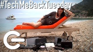 Top 5 travel speakers - The Gadget Show #TBT
