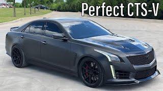 Cadillac CTS V Videos