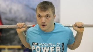Russian Powerlifting Nationals - 2015. 66 kg. Leaders.