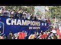 CHAMPIONS DU MONDE ! • Ambiance Les Bleus Sur Les Champs-Elysées - Studio Bubble Tea