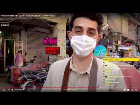 Neo Toprak - Dünyanın 'EN KİRLİ' Şehrine Yolculuk: LAHOR (Toz Cehennemi) İzliyor