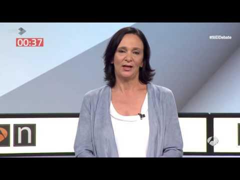 Minuto final de Carolina Bescansa en #9JElDebate
