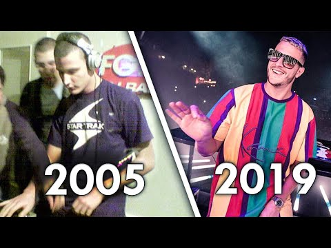 How Dj Snake's Music Has Changed Over Time (2005 - 2019)