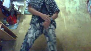 Saiful hip hop dance cover coke bottle -agnes MO