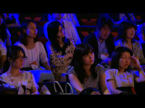 Seeing the world in each other colors - a trichromatic mind exercise | Edward SUMOTO | TEDxKobe