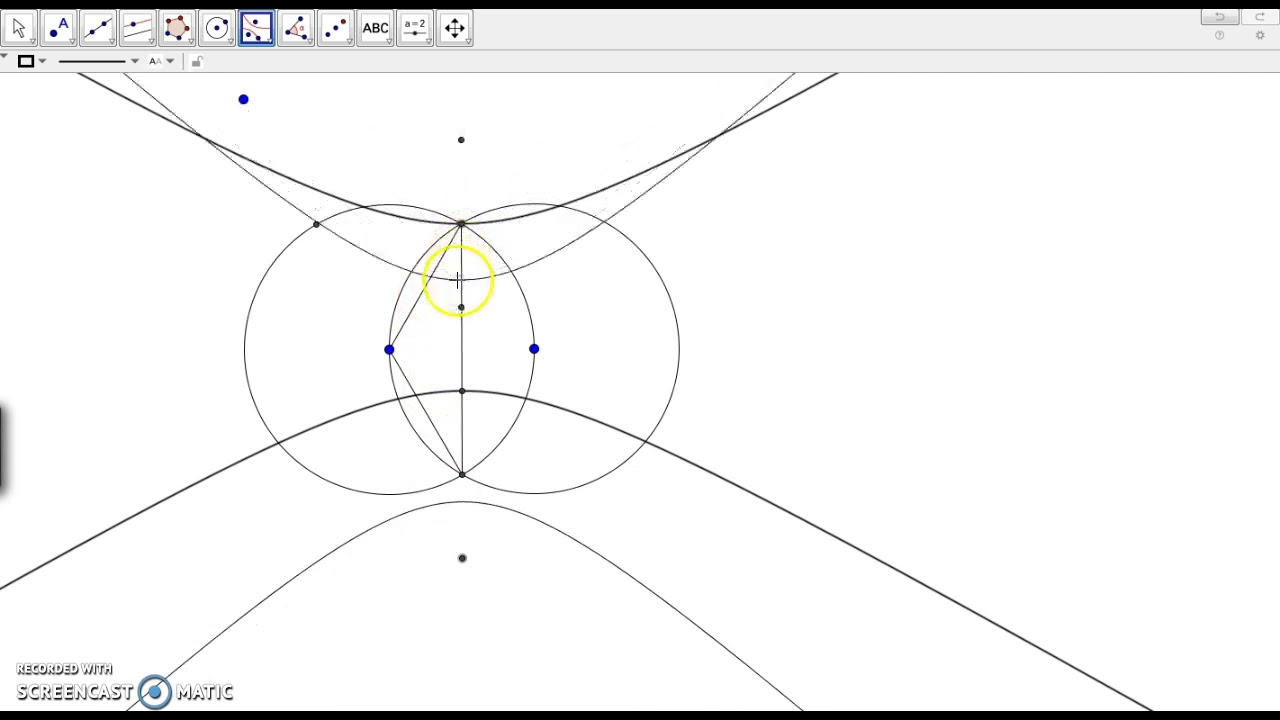 How To Construct A Regular Nonagon Redone Version Youtube