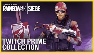 Rainbow Six Siege: Twitch Prime Bundle 2019 – New on the Six | Ubisoft [NA]