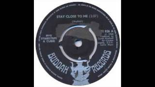 Five Stairsteps & Cubie - Stay Close To Me - Buddah