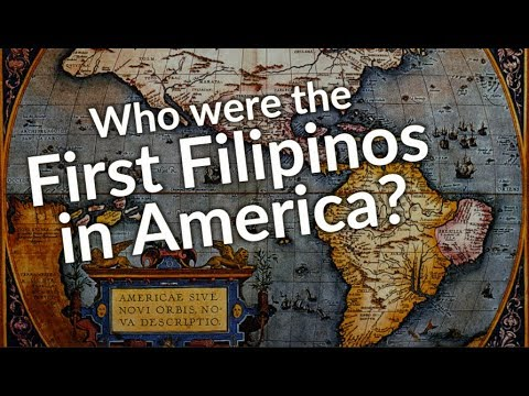 Who Were The First Filipinos In America?
