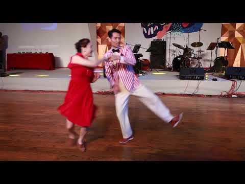 Swingtime Ball 2017  Teachers' Performance  Rico & Chloe
