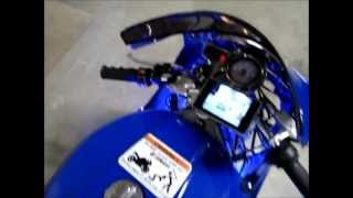 x18 Super Pocket Bike With Camera,TV,& Custom Paint & HID kit!!!