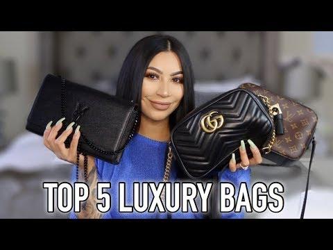 Popular luxury handbags