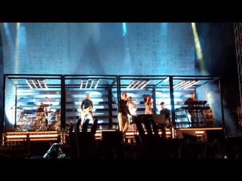 Hurts - Wonderful Life (Live At Summer Well Festival, Buftea, Romania, 13.08.2016)