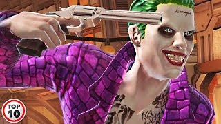 Top 10 Worst DC Video Games....Ever