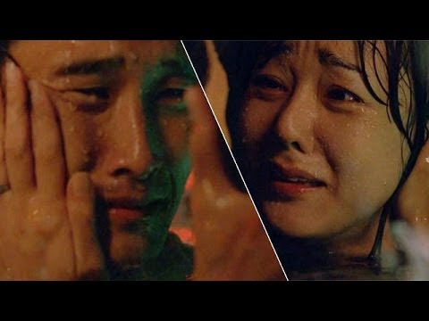 LOST: Jin and Sun die 6x14 The Candidate