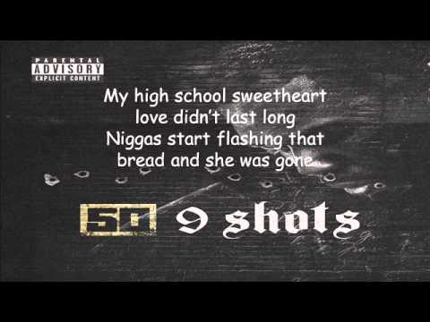 50 cent- 9 shots lyrics