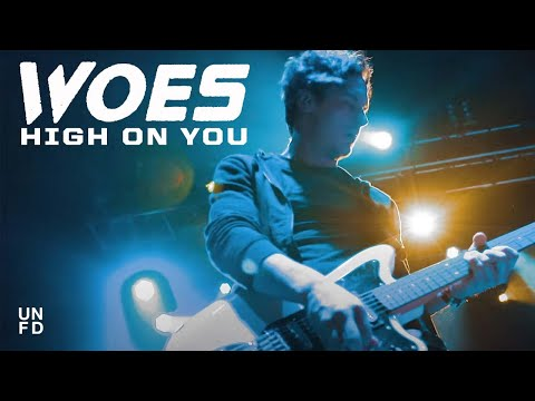 """Woes Releases """"High On You"""" Video"""