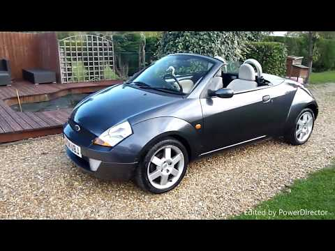 video-review-of-2004-ford-street-ka-roadster-for-sale-sdsc-specialist-cars-cambridge-uk