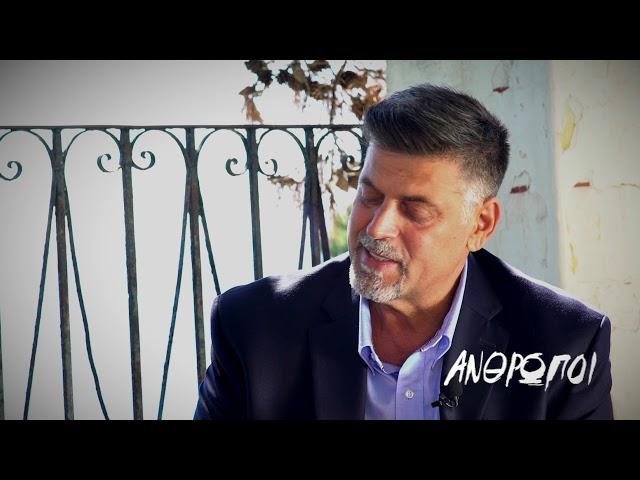 Άνθρωποι | Ο αγιογράφος Γιώργος Γιαρισκάνης στο Ena Channel