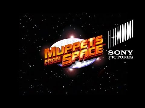 Muppets From Space (1999) theatrical trailer [fullscreen]