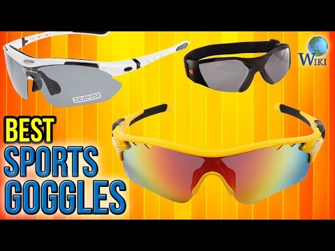 10 Best Sports Goggles 2017