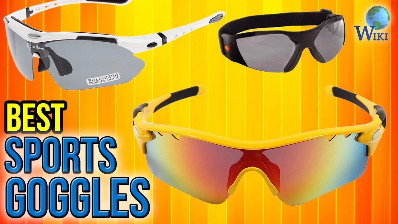 c0b7574188fd 10 Best Sports Goggles 2017 - YouTube