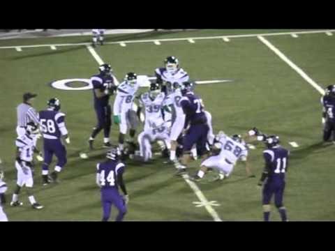 David Wilganowski Football Highlights 2010