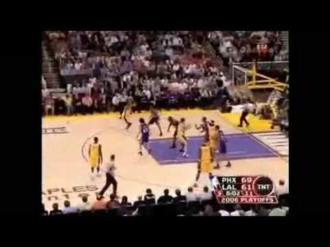 Kobe Bryant 50 Points vs Phoenix Suns (2006 NBA Playoffs)