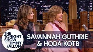 Savannah Guthrie Calls Out Hoda Kotb for Using a Ziploc Bag as a Purse at Time 100 Gala