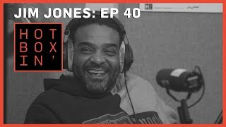 Rapper Jim Jones | Hotboxin' with Mike Tyson | Ep 40