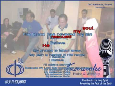 My Redeemer Lives (CFC - Karaoke) - Couples for Christ Songs Music Ministry CLP lyrics